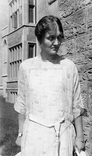 Cecilia Payne-Gaposchkin - Image: Cecilia Helena Payne Gaposchkin (1900 1979) (2)