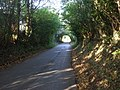 Cefn-Porth Rd, approaching Rudry Rd, Cardiff - geograph.org.uk - 1534012.jpg