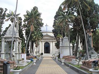 Central Cemetery of Montevideo cemetery
