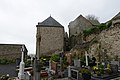 Cementery and Stone houses of the medieval town (village) (32884356836).jpg