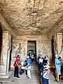 Central Hall, Temple of Hathor and Nefertari, Abu Simbel, AG, EGY (48016739072).jpg