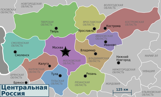 Central Russia regions map (ru).png