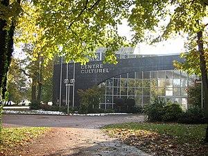 Cesson-Sévigné - Image: Centre culturel Cesson sévigné