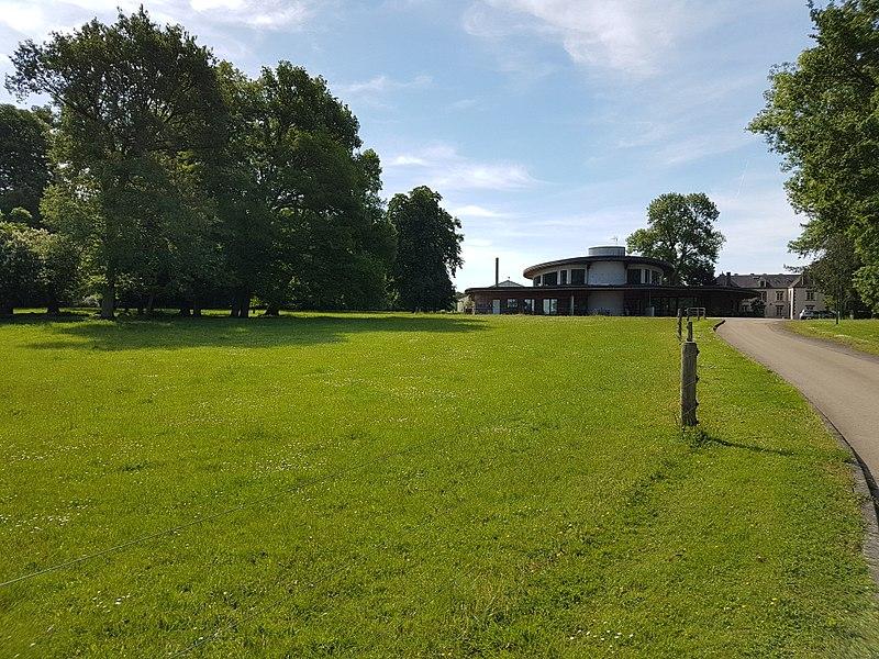 Centre d'application de Champignelles Ecole nationale vétérinaire d'Alfort