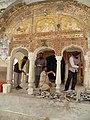 Centuries old Sikh Gurdwara Baba Di Bair.JPG