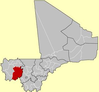 Kita Cercle Cercle in Kayes Region, Mali