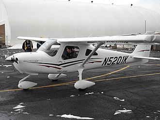 Cessna 162 Skycatcher - Production Cessna 162