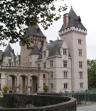 Château de Pau - The château de Pau