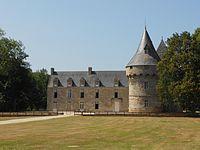 Château de Kéralio - façade.JPG