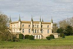 Château de Launaguet - Façade Sud-Est.jpg