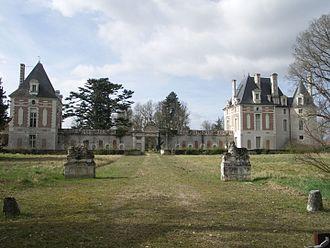 Selles-sur-Cher - Château