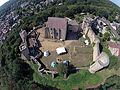 Château de la Madeleine, Chevreuses, Photo aérienne 03.jpg