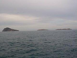 Chafarinas Islands archipelago