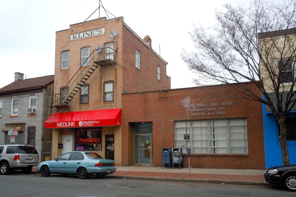 Chambersburg, Trenton, New Jersey - Wikipedia