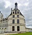 Chambord Château de Chambord Turm 2.jpg