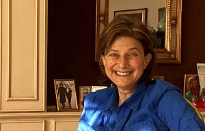 Chantal Akerman - Chantal Akerman in 2012
