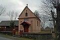 Chapel of Our Lady of Czestochowa, Przeginia Duchowna village, Kraków County, Lesser Poland Voivodeship, Poland.JPG