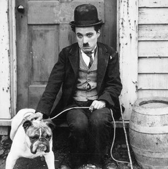 The Champion (1915 film) - Charles Chaplin in The Champion (1915)
