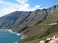 Chapmans Peak Drive descent to Hout Bay.jpg