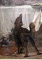 Chardin, il buffet, 1728, 02 cane.JPG
