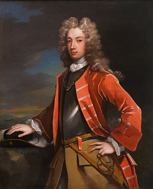 Coote baronets - Charles Jervas, Charles Coote, 4th Earl of Mountrath, ca. 1710