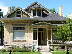 Charles E. Loose House - Charles E. Loose House