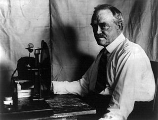 Charles Francis Jenkins American inventor and pioneer of cinema and television