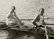 Charles McIlvaine and Paul Costello 1928.jpg