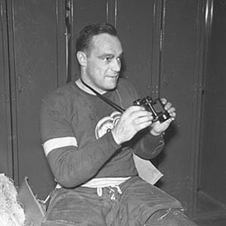 Charlie Conacher - Image: Charlie Conacher Red wings