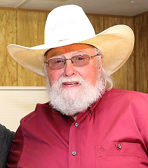Charlie Daniels - Daniels in September 2017