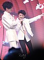 Charlie Zhou Shen and Elvis Wang, April 14, 2019 (1).jpg