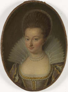 Charlotte Catherine de La Trémoille, Princess of Condé by Ribou.png