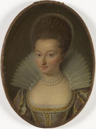 Charlotte Catherine de La Trémoille - Image: Charlotte Catherine de La Trémoille, Princess of Condé by Ribou