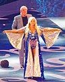 Charlotte as Divas Champion WrestleMania 32.jpg