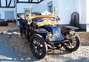 Charron (automobile) - Image: Charron Limited