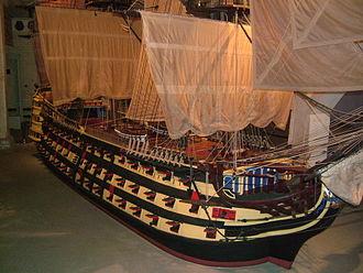 That Hamilton Woman - HMS Victory made for That Hamilton Woman