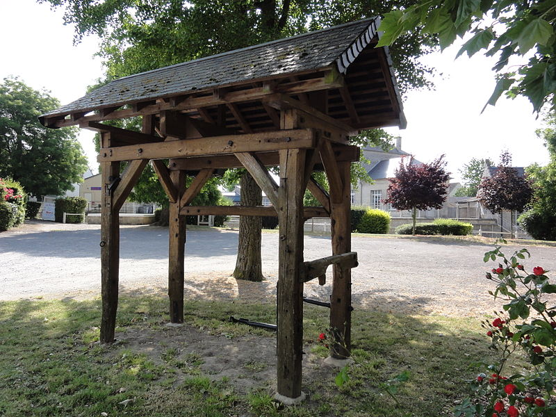 Chaudun (Aisne) un travail pour ferrer