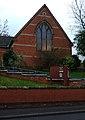 Chellaston Methodist Chapel - geograph.org.uk - 287947.jpg
