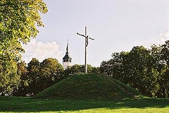 Chełm - Wysoka Górka, medieval hill fort