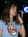 Chely Wright in Bowie t-shirt.jpg