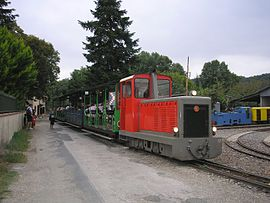 The Tarn Light Railway