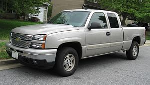 Hybrid electric vehicle - The 2005–06 Chevrolet Silverado Hybrid is a mild hybrid using the electric motor mainly to power the accessories.