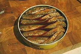 Sardine Cat Food