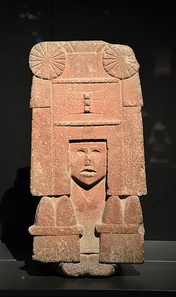 Stone Chicomecoatl, Aztec Maize Goddess