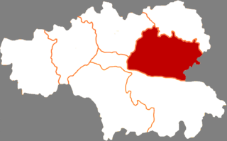 Qingshui County County in Gansu, Peoples Republic of China