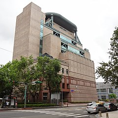 China TV 2nd Building left-face 20150830.jpg
