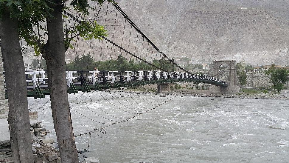 Chinar Bagh Bridge