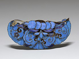 Chinese - Hair Ornament - Walters 8614
