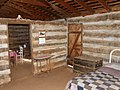 Chisholm Trail Museum - Kingfisher, OK (Cole Cabin 1889) - panoramio (1).jpg