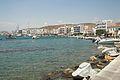 Chora of Tinos, seafront, 090801.jpg